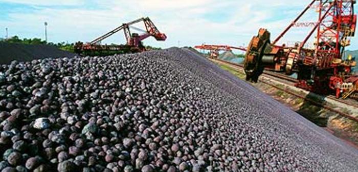 Mercado de pelotas de ferro cresce e Itabira pode agregar a produção dessa commodity ao seu complexo minerador