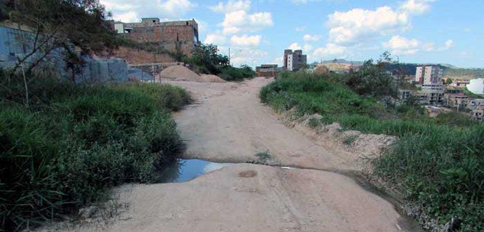 Busca de solução para a falta de saneamento no bairro Colina da Praia tem audiência agendada para terça-feira na Câmara
