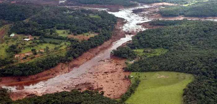 Rompimentos de barragens de rejeitos minerais revelam cenário de insegurança no país