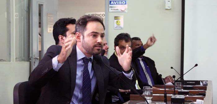 Liderada por Neidson Freitas, bancada governista deve aprovar PPP do rio Tanque nas duas próximas sessões legislativas