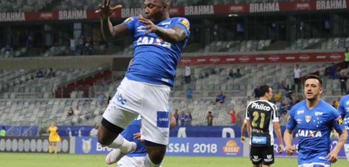 Cruzeiro muda estilo contra o Santos e mostra que tem time para vencer em Porto Alegre pela Copa Brasil