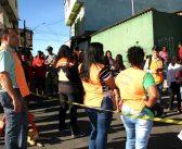 """""""O nosso sentimento é de sucesso"""", avalia o coronel Rodrigues, mesmo com participação de 49,9% do público esperado no simulado em Itabira"""