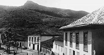 Chorographia mineira – Município e Comarca de Itabira