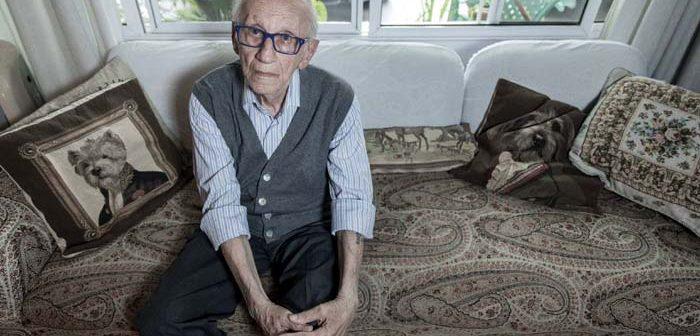 """""""Está vendo aquela fumaça? É sua família"""": o relato do brasileiro que sobreviveu a Auschwitz. """"Minha família saía pela chaminé"""""""