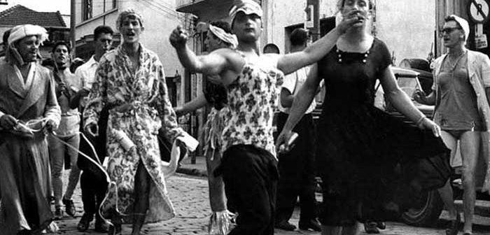 No carnaval de Zé Bandarra, o ziriguidum era no centro histórico de Itabira
