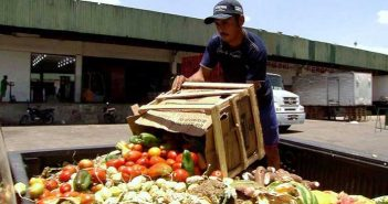 Desperdício de alimentos pode ser mais que o dobro do estimado