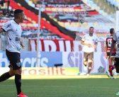Atlético não se intimida, convence e derrota o Flamengo num Maracanã sem torcida