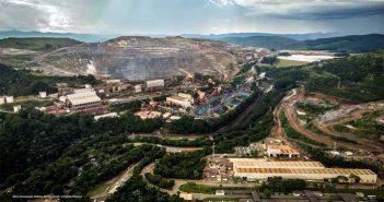 Vale estuda viabilidade de explorar mina subterrânea de minério de ferro em Itabira